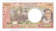 Polynésie Française / Tahiti - 1000 FCFP / F.046 / 2011 / Signatures Barroux-Noyer-Besse - Neuf / Jamais Circulé - Papeete (Polynésie Française 1914-1985)