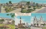CPA-1958-PEROU-TRUJILLO-P   LAZA  DES ARMAS-TBE - Peru