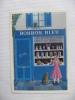 Illustration  Brigitte Mailliet  Bonbon Bleu    Chat      Naifs Et Primitifs - Cafés