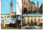 CALVISANO (BS) - TRE VEDUTINE - F/G - V: 1970 - Altre Città