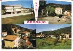 SALUTI DA COCQUIO (VA) - 4 VEDUTINE - F/G - V - Varese