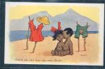 Race Noire, Lewin, - Cartes Postales