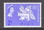 Fiji 198  *  FREEDOM  FROM  HUNGER - Fiji (...-1970)