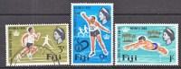 Fiji 226-8   *  SOUTH PACIFIC GAMES  SPORTS - Fiji (...-1970)