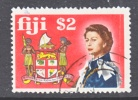 Fiji 276  Fault   (o) - Fiji (...-1970)