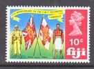 Fiji 278   *  FLAGS - Fiji (...-1970)