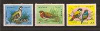 IRAN, Y-T 1417 à 1419** ,MNH,oiseaux - Oiseaux