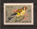 IRAN, Y-T 1285** ,MNH,rossignol - Oiseaux