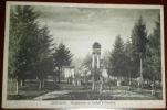Cartolina Viaggiata Partenza Da Andorno (BI) Il 29-08-1927 Arrivo A Torino (TO) Monumento Ai Caduti E Giardini - Altre Città