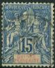 Guinée (1892) N 6 (o)
