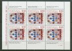 Portogallo  1981 Minifoglio-Minisheet Unificato 1517 **/MNH VF - Unused Stamps
