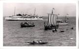 THE VIKING SHIP RESTAURANT RAMSGATE BATEAU PAQUEBOT ENGLAND - Dampfer