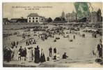 BATZ - La Plage ST MICHEL. Un Jour De Fête.. Très Belle Animation. - Batz-sur-Mer (Bourg De B.)