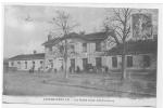 77 )) LONGUEVILLE   La Gare, Vue Extérieure   Vernant édit - Frankrijk
