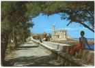 TRANI - Il Duomo Visto Dalla Villa Comunale. Viaggiata 1961 - Trani