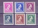 Belgique 641/46** - Unused Stamps