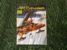Air ENTHUSIAST Version Anglaise - Format 20,7 X 28 Cm 1973 - Livres, BD, Revues