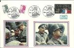 """CDG 137/151 """" Exposition Charles De Gaulle """" 59 DUNKERQUE Le 18 Juin 83 - De Gaulle (Général)"""