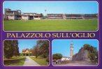 PALAZZOLO SULL'OGLIO.....CAMPO SPORTIVO......CALCIO..FOOTBALL...STADIO....STADE....STADIUM.. - Calcio