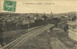 18e - 30 - Bagnols Sur Cèze - Gard - Vue Générale - Bagnols-sur-Cèze