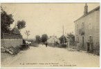 Carte Postale Ancienne Orchamps - Sortie, Côté De Besançon - Francia