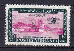 Afghanistan 1964 Mi. 911      20 A Airmail Flugpost Arienne Eröffnung Des Internationalen Flughafens Kabul - Afghanistan