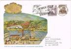 Carta GRAZ (Austria) 1965. Winterferien. SKI - 1945-.... 2nd Republic