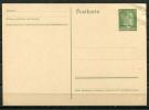 "Germany/Estonia  1941-3   Postal Stationary Card With Overprint ""OSTLAND"" - Germany"