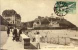 50Z04-5- GRANVILLE - La Plage à Marée Basse - Granville