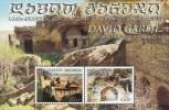 Georgien Georgia 2010 David Gareji   Mi.Nr. 582-583 Bl.45 - Vide