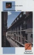 *ITALIA: VIACARD - ITINERARI PALLADIANI (L. 10000)* - Usata - Non Classificati