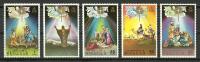 Anguilla - 1972 - ( Christmas - Flight Into Egypt ... Etc.) - Complete Set - MNH (**) - Antigua And Barbuda (1981-...)