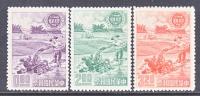 Rep.of China 1308-10   **  FARMING - 1945-... Republic Of China