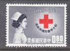 Rep.of China 1375   *  RED CROSS  NURSE - 1945-... Republic Of China