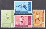 Rep.of China 1578-81  **  SPORTS  OLYMPICS - 1945-... Republic Of China