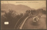 88----REMIREMONT---Le Rond Point Du Calvaire-----animée - Remiremont