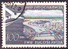 JUGOSLAVIA - YUGOSLAVIA - AIRMAIL - BELGRAD SAVA BRIDGE - 1951 - Ponts