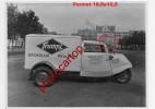 Franz DIETZ-DREIRAD AUTO-TRUMPF-SCHOKOLADE-PRALINEN-SÜSSWAREN-PHOTO-GROSSHANDEL-KASTENWAGEN-OFFENBACH A.M - Taxis & Droschken