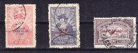 ARGENTINIEN 1932  GRAF ZEPPELIN MICHEL 384-386.  SIEHE SHOP. - Unclassified