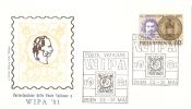 *VATICANO* - WIPA 1981 - (FDC - ROMA) - FDC