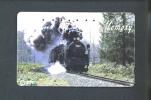 JAPAN  -  Magnetic Phonecard As Scan/Train - Trains