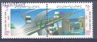 Iran Mi No. Par2872-2873 - Camion