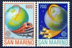 E591. EUROPE/CEPT. San Marino 1988. MNH(**) - Europa-CEPT