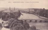 18934 AUDINCOURT GRAND PONT Et LES USINES - 32791 CLB Besancon - Kiosque Musique - France