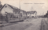 18946 AUDINCOURT établissements Des Douhes . Karrer, Belfort