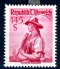 1948/51 - AUSTRIA - ÖSTERREICH - AUTRICHE - OOSTENRIJK - Mi. Nr. 915 - MLH - (mint With Hinged ) (Z2411....) - 1945-.... 2nd Republic