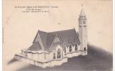 18956 AUDINCOURT  La Nouvelle Eglise , Côté Des Forges ; Architecte Bellot Hezard.