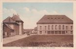 18964 AUDINCOURT La Salle Des Fêtes Et Les Ecoles . Jodry - Non Classés