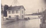 18969 AUDINCOURT Carte Photo Inondation ; Usine - France