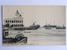 PORT SAID - Canal Office And Harbour - Egypte
